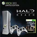 xbox 360 console limited edition - Xbox 360 250GB Halo Reach Console Bundle