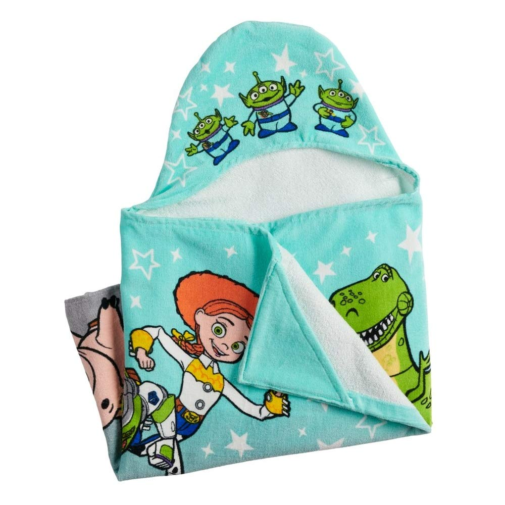 Jumping Beans Toy Story Hooded Character Bath Wrap Towel for Bath, Pool by Jumping Beans (Image #2)