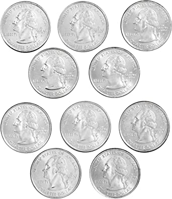 LOT OF 5-1968-1972 CANADIAN GEM 5 CENT NICKELS Pulled from PL Sets NCC