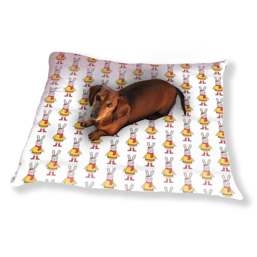 Lovely Bunny Dog Pillow Luxury Dog / Cat Pet Bed