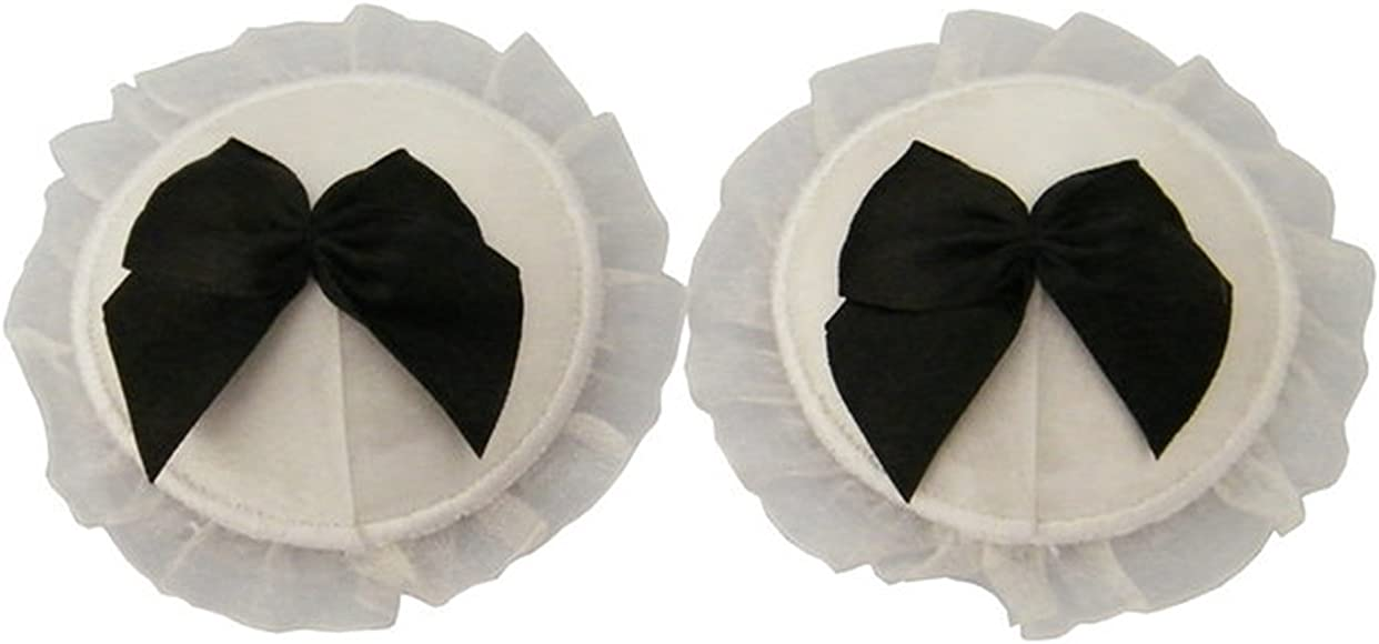 Czj-Innovation Cordón Pasties Blanco Reutilizable Cubierta del ...