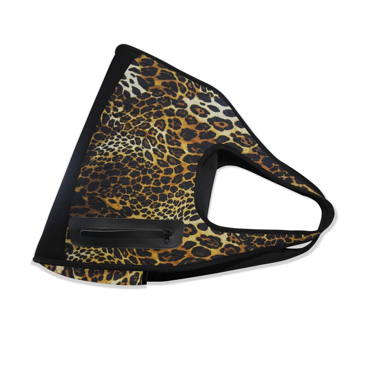 Unisex Travel Duffels Gym Bag Leopard Print Canvas Weekender Bag Shoulder Bag Totes bags