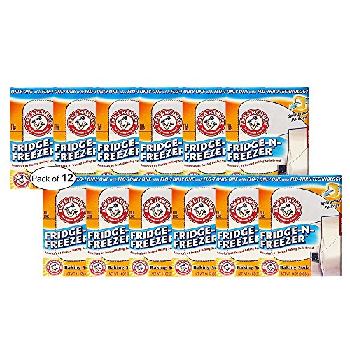 - Arm & Hammer HB24384 baking soda, orange