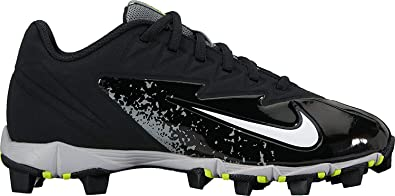 a25246958 Nike Boy s Vapor Ultrafly Keystone Baseball Cleat Black White Wolf  Grey Cool Grey