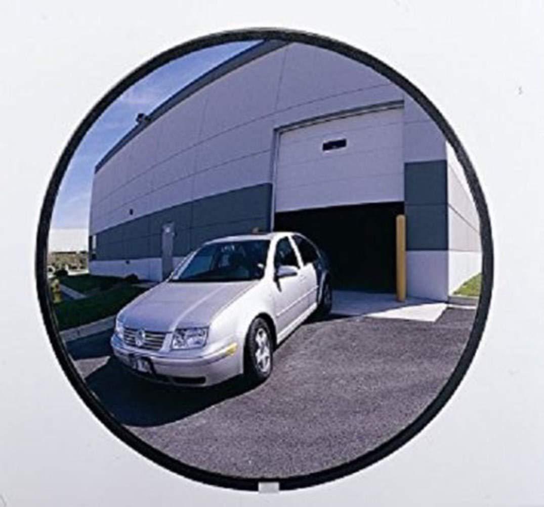 Vanda6549 Convex Mirror Non Shattering Indoor/Outdoor Industrial Rated Security 18''