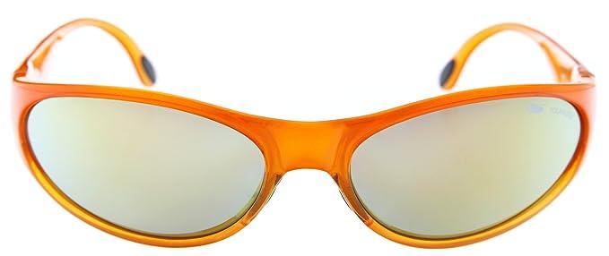 Bolle Gafas de sol piraja Naranja 1780526 - 117: Amazon.es ...