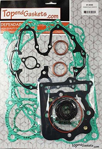 Complete Gasket Set Kit HONDA 2005-2008 TRX400EX 2009 TRX400X 2012-2014 TRX400X 010040 - Complete Gasket Kit