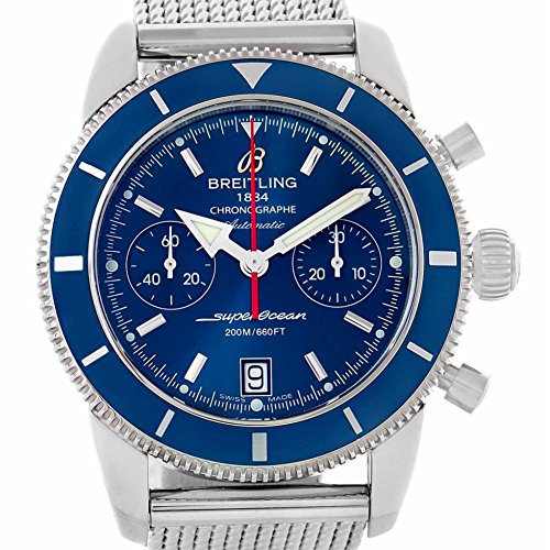 Breitling Superocean automatic-self-wind womens Watch A23370 (Certified Pre-owned) by Breitling