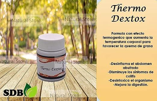 Semilla de Brazil,Thermo Action and Thermo Detox, Potente combinacion para bajar de peso, Garantizado!: Health & Personal Care