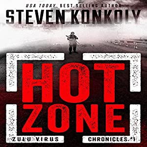 Hot Zone Audiobook