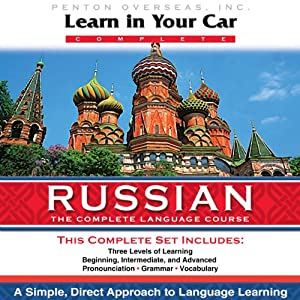 Learn in Your Car: Russian, the Complete Language Source Speech