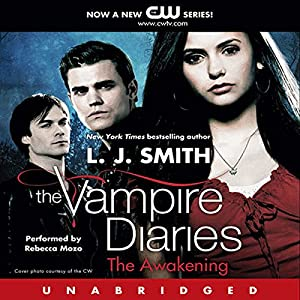 The Vampire Diaries, Book 1 Audiobook