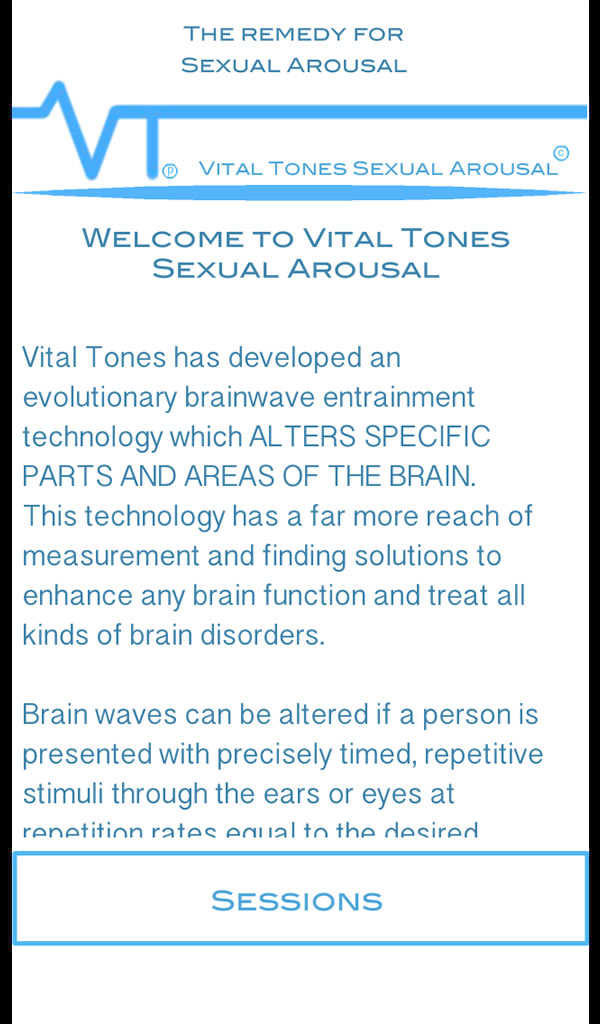 Brainwave entrainment sexual arousal