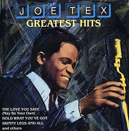 Joe Tex - Greatest Hits Sony Special Products