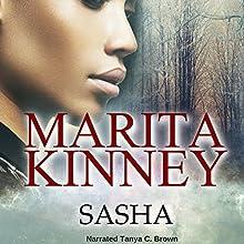 Sasha Audiobook by Marita Kinney Narrated by Tanya Brown