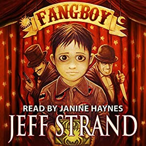 Fangboy Audiobook