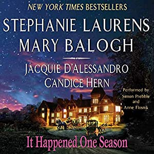 It Happened One Season Audiobook
