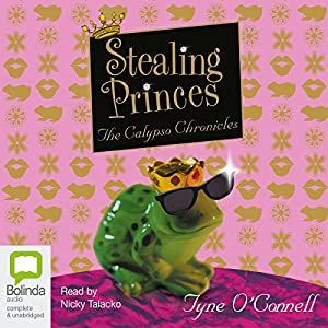 Stealing Princes Audiobook