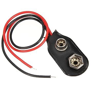 connecteur pour pile 9 volts