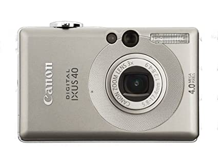 New Drivers: Canon Digital IXUS 40 TWAIN