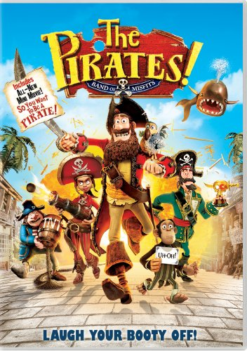 The Pirates! Band of
