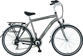 Niños bicicleta clásica Alctec Verona 71.12 cm oro marrón 47 cm ...