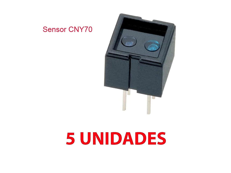 5 x Proximity Sensor cny70 Red_Planet