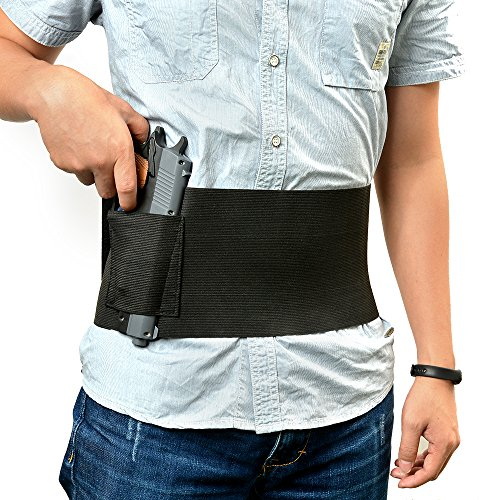 Adjustable Tactical Elastic Holster Magazine