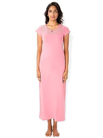 a1f9eaa9ba PrettySecrets Women's Nightdress: Amazon.in: Clothing & Accessories