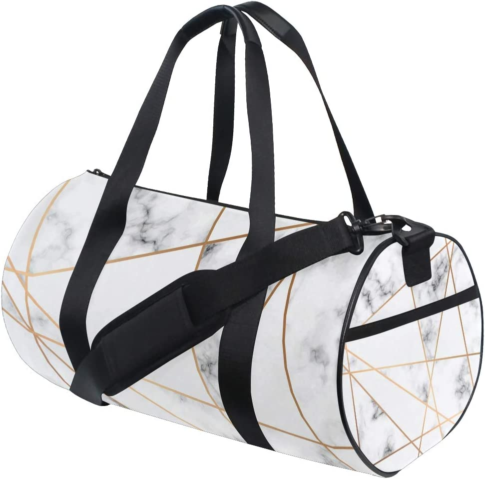 Marble Sports Duffel Bag