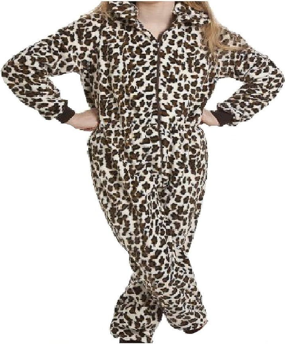 Activewear Womens Onesies Full Length Fleece Onesie Hooded All in ONE Jumpsuit Girls Ladies Size S to XL
