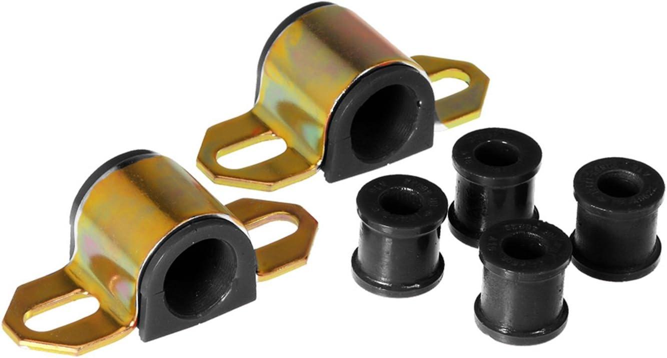 Prothane 18-1106-BL Black 23 mm Front Sway Bar Bushing Kit