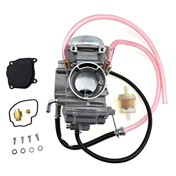Amazon com: Carburetor for Suzuki 300 Suzuki King Quad 300