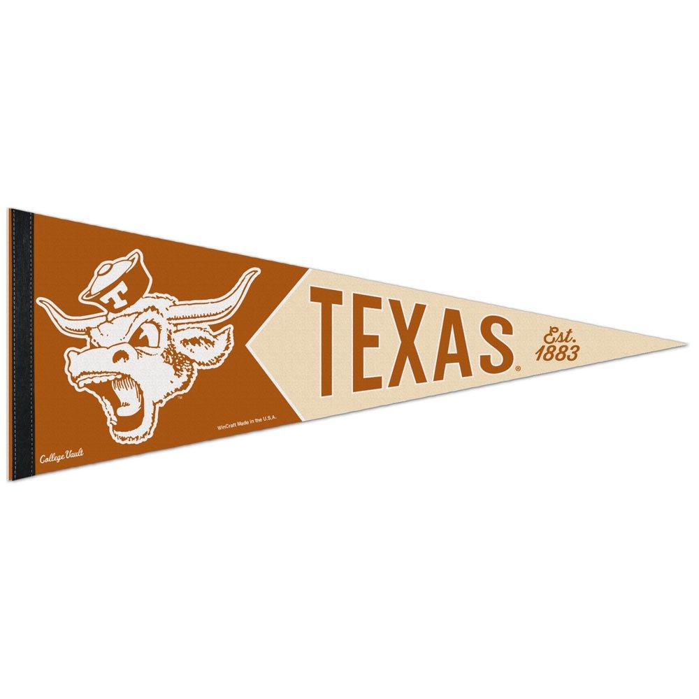 Texas Longhorns Official NCAA 30cm x 80cm Premium Pennant by Wincraft 993977   B00ZGQ8EBK