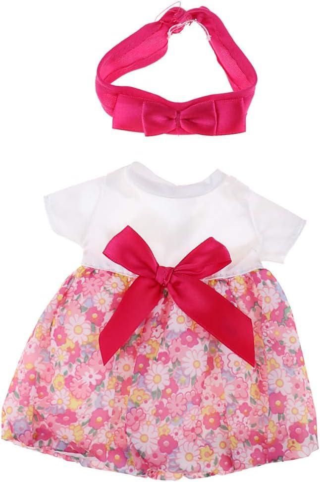 # 1 Pullover //Hose F/ür 25cm Mellchan Puppen Dress Up T TOOYFUL Sch/öne Puppe Kleidung Kleid