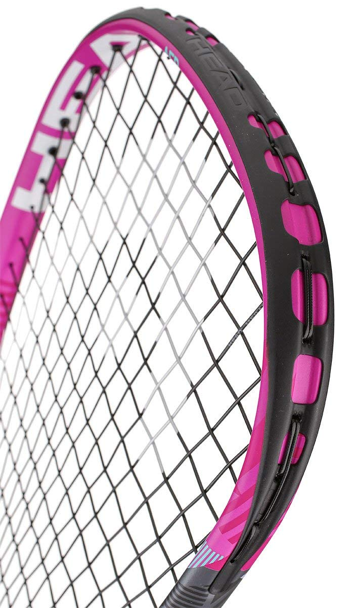HEAD Graphene XT Radical 160 Pl Racquetball Racquet, Strung, 3 5/8 Inch Grip by HEAD (Image #3)