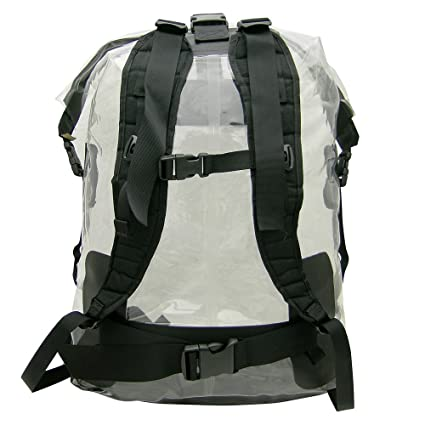 Amazon.com: Cuenca Westwater mochila estanca (Clear): Sports ...