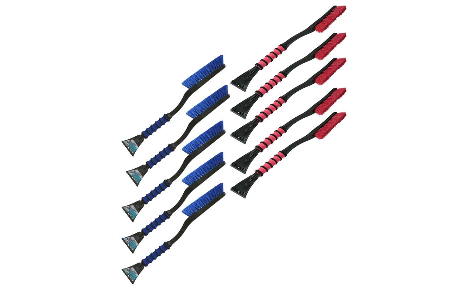 Nissan Hopkins 532 Mallory 26'' Cool Tool Snow Brush-10 Pack (Colors May Vary)