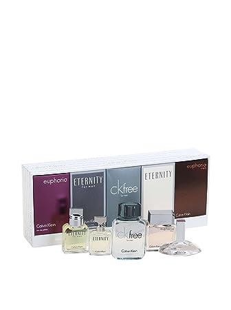e29a030171 Calvin Klein Miniature Eau de Toilette Parfum Collection - Eternity for Men  10ml - Eternity for Women - 5ml ...
