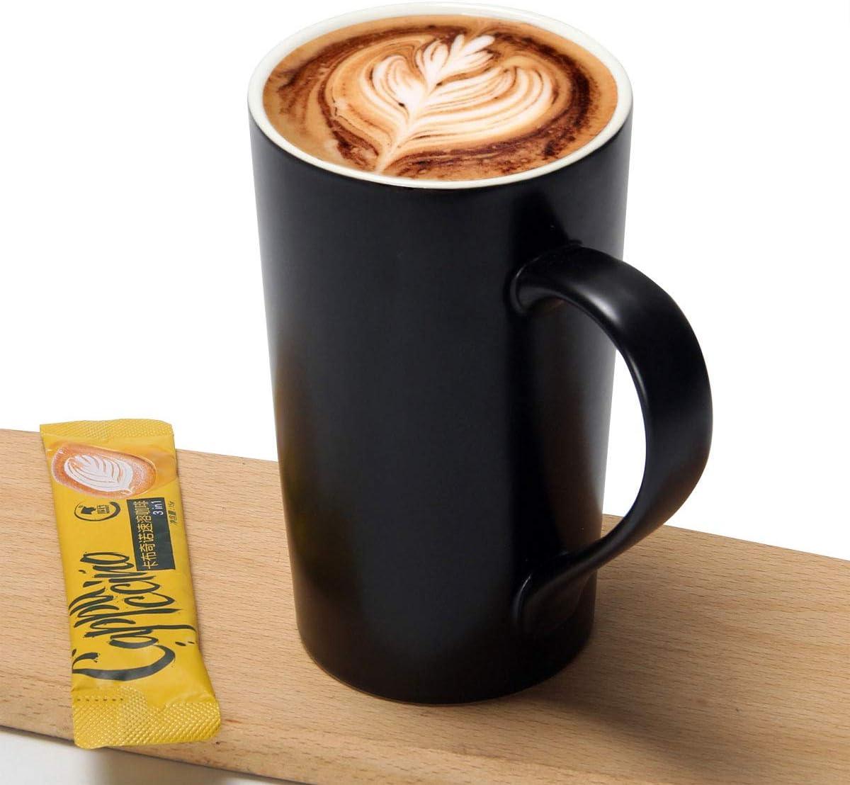 Smilatte - Juego de tazas de café (4 unidades, cerámica), color ...