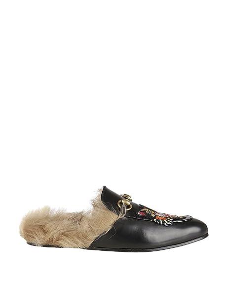 GUCCI - Mocasines Hombre, Negro (Negro), 43: Amazon.es: Zapatos y complementos