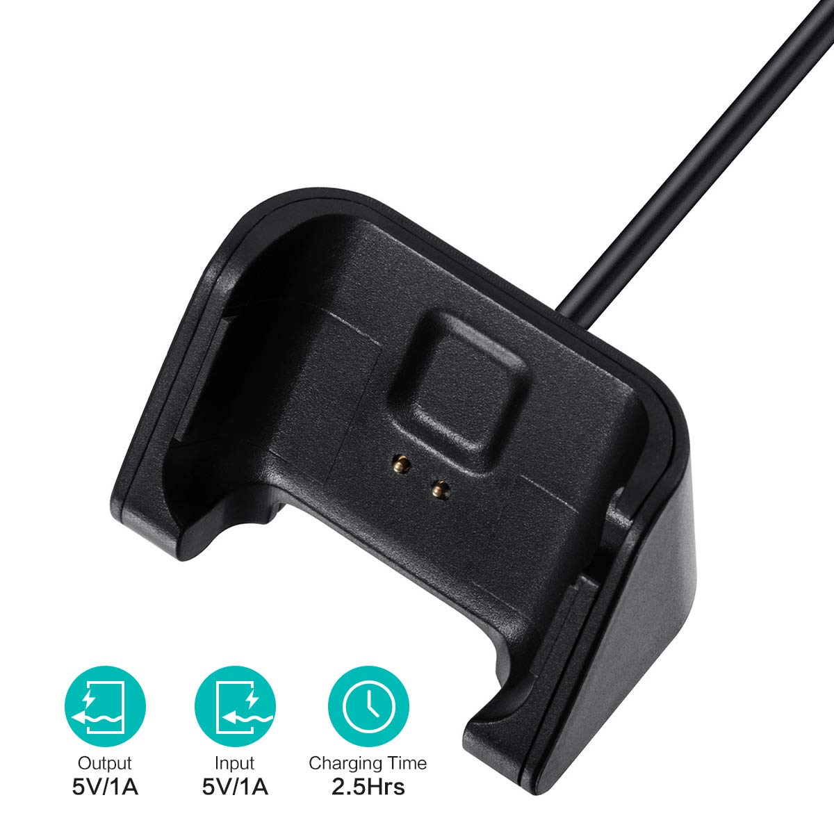 For Amazfit Bip Charger SIKAI Replacement Portable Magnetic Cradle Charging Dock for Xiaomi Huami Amazfit Bip Smart Watch Charging Dock With Micro USB ...