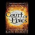 Court of Fives: Court of Fives, Book 1 Hörbuch von Kate Elliott Gesprochen von: Georgia Dolenz