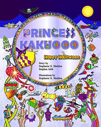 Princess Kakuooo: Happy Halloween -