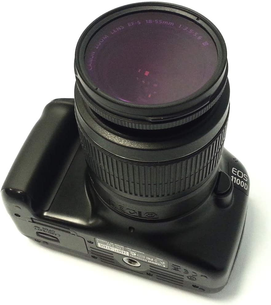 Photography Violet Filter 67mm Lens