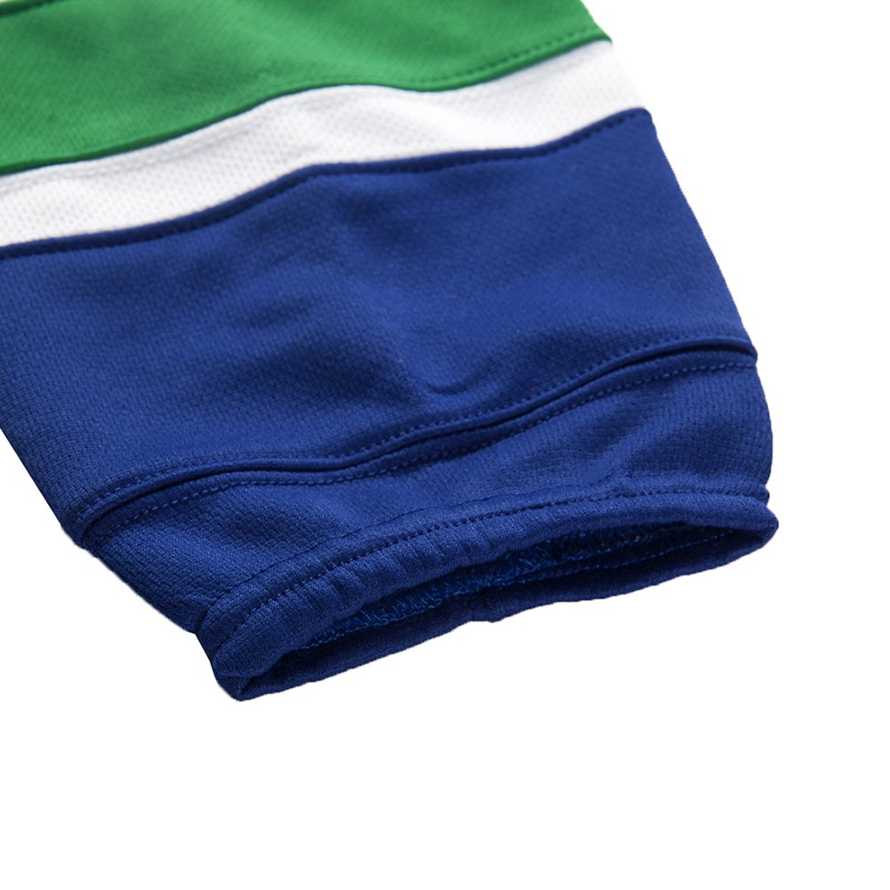 COLDINDOOR Ice Hockey Socks Youth, Boy Child Hockey Practice Dry Fit Mesh Hockey Socks Kids XS Blue by COLDINDOOR (Image #4)