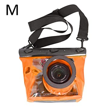 Luerme GQ-518L - Funda Impermeable para cámara réflex Digital ...
