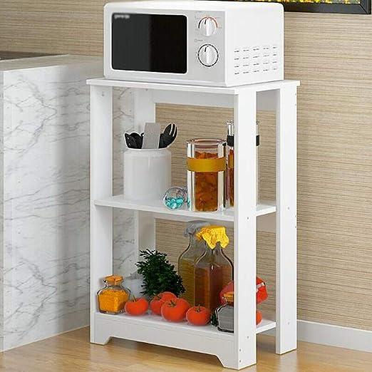 WIN&FACATORY Rejilla para Horno de microondas Muebles de Cocina ...