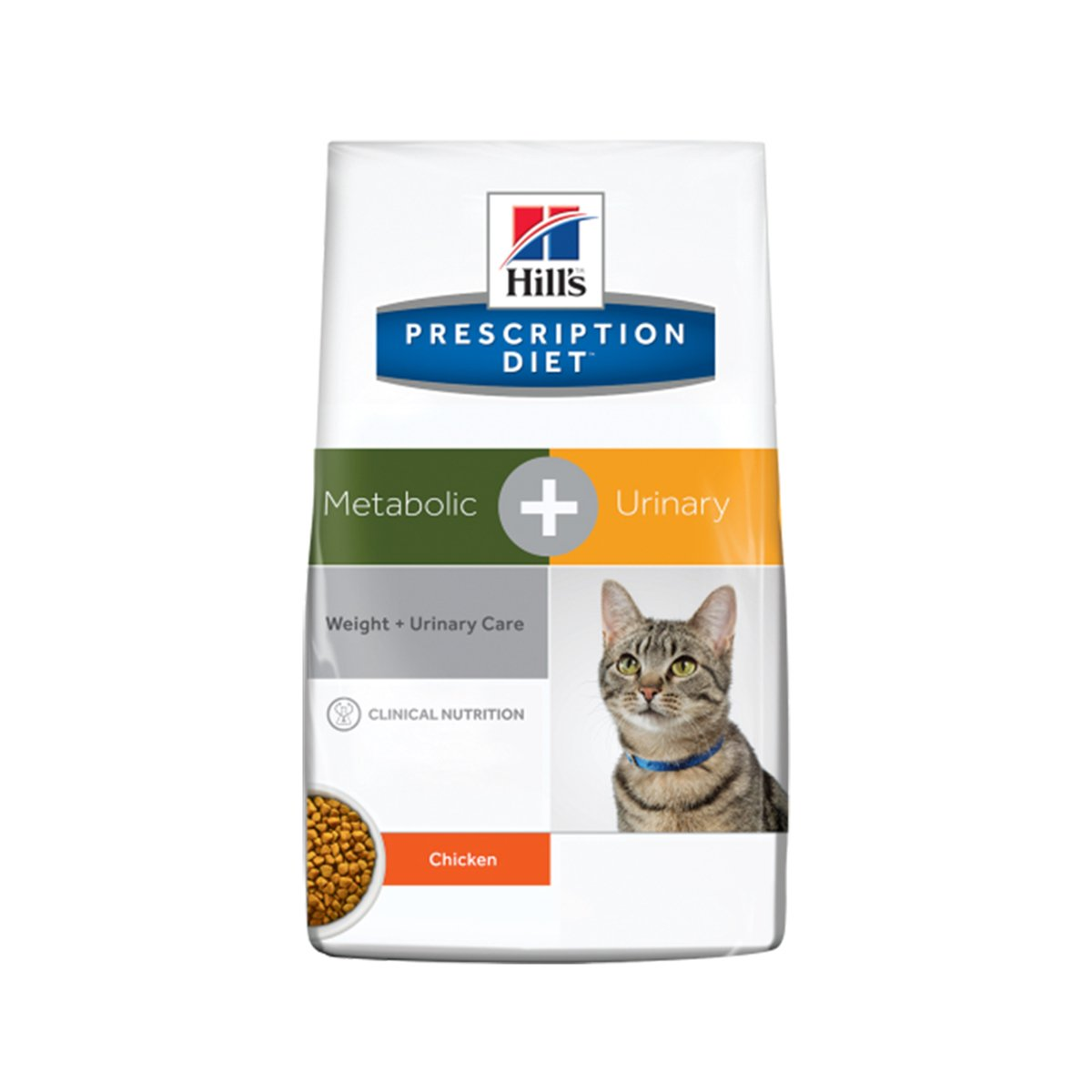 Hill`s Alimento Dietético para Gato Metabolic Plus Urinary - 1,5 kg: Amazon.es: Productos para mascotas