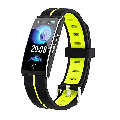 L.Z Health & Fitness Smartwatch, con podómetro, Reloj Contador de ...